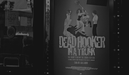FortyFPS Dead Hooker In A Trunk Premiere Photos